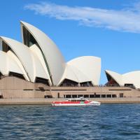 Two Days in Sydney, Australia